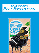 Schaum Pop Favorites, B: The Blue Book