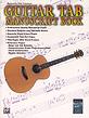 21st Century Guitar TAB Manuscript Book