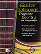 Guitar Tabsongs: Popular Country for Fingerstyle