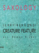 Saxology: Creature Feature