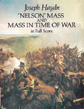 Nelson Mass and Mass in the Time of War