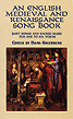 An English Medieval and Renaissance Songbook