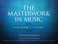 The Masterwork in Music, Volume I 1925