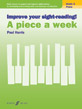 Improve Your Sight-Reading! Piano: A Piece a Week, Grade 2