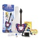 Daisy Rock Girl Guitars: Butterfly Guitar Starter Pack (Fantasy)