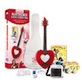 Daisy Rock Girl Guitars: Heartbreaker Guitar Starter Pack (Red Hot Red)