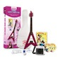 Daisy Rock Girl Guitars: Comet Guitar Starter Pack (Atomic Pink)