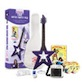 Daisy Rock Girl Guitars: Star Guitar Starter Pack (Cosmic Purple)