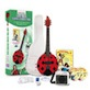 Daisy Rock Girl Guitars: Lady Bug Guitar Starter Pack (La La)