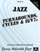 Jamey Aebersold Jazz, Volume 16: Jazz Turnarounds, Cycles, & ii/V7s