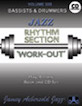 Jamey Aebersold Jazz, Volume 30B: Jazz Rhythm Section Work-Out