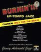 Jamey Aebersold Jazz, Volume 61: Burnin'!!! Up-Tempo Jazz