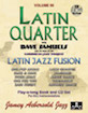 Jamey Aebersold Jazz, Volume 96: Latin Quarter with Dave Samuels and the Music of the Caribbean Jazz Project