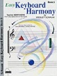 Easy Keyboard Harmony, Book 5, Level 6