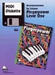 Fingerpower® MIDI, Level 1
