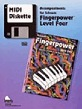 Fingerpower® MIDI, Level 4