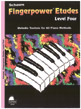 Fingerpower® Etudes, Level 4