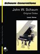 Schaum Generations: John W. Schaum -- Original Solos, Level Three