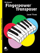 Fingerpower® Transposer, Level Three
