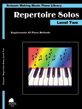 Making Music Piano Library: Repertoire Solos, Level Two
