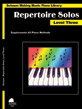 Making Music Piano Library: Repertoire Solos, Level Three