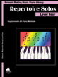 Making Music Piano Library: Repertoire Solos, Level Four