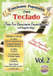 Canciones Populares Para Teclado Vol. 2