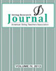 String Research Journal: Volume IV, 2013