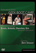 Pro Academy Series: Geek Boot Camp